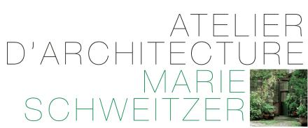 Atelier d'architecture Marie Schweitzer