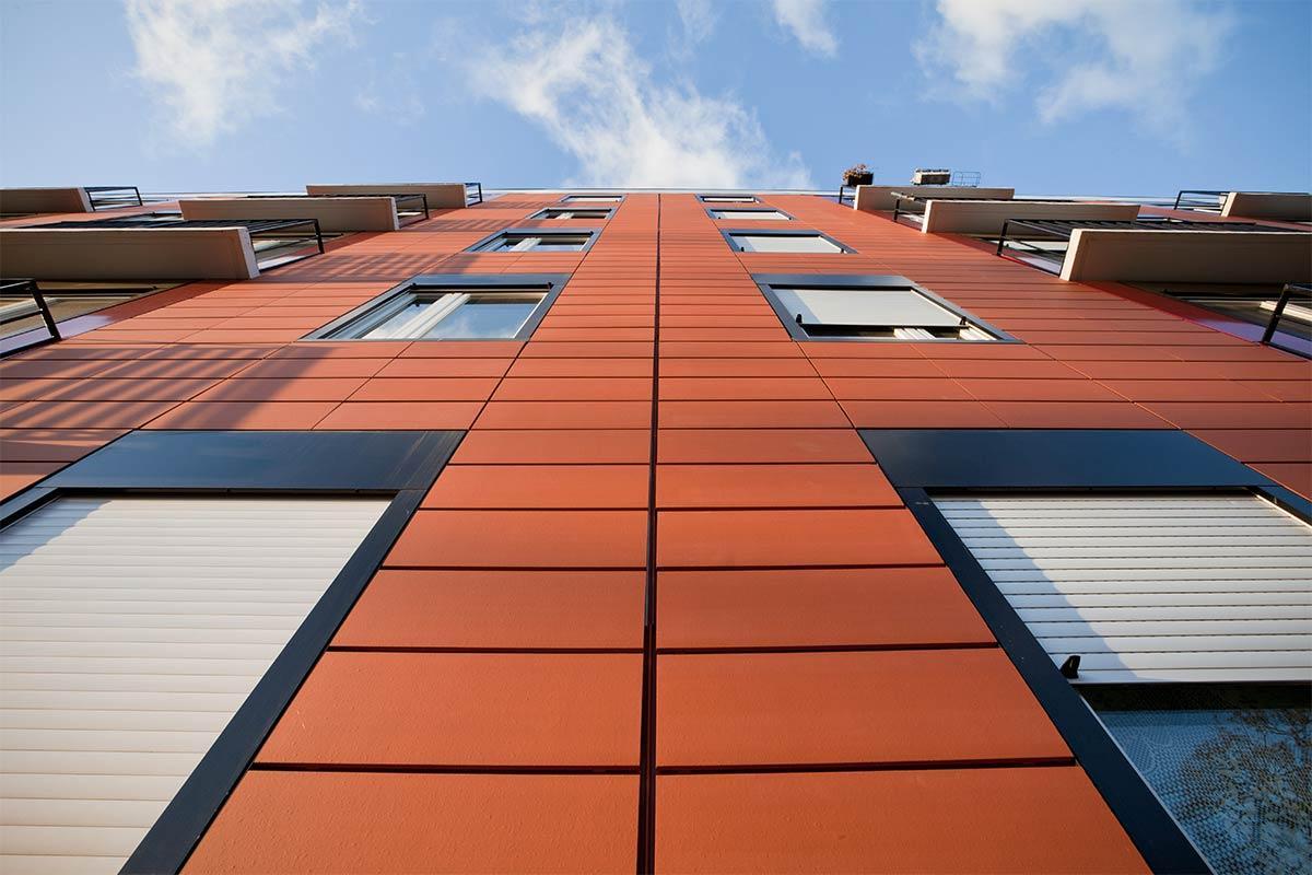 VALENTON, Rehabilitation de 220 logements