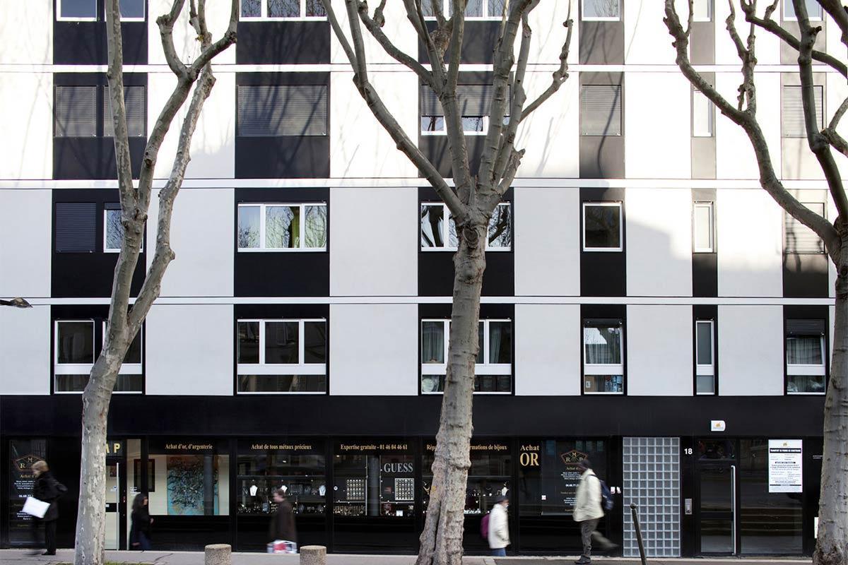 BOULOGNE, CONSTRUCTION REHABILITATION DE 46 LOGEMENTS SOCIAUX