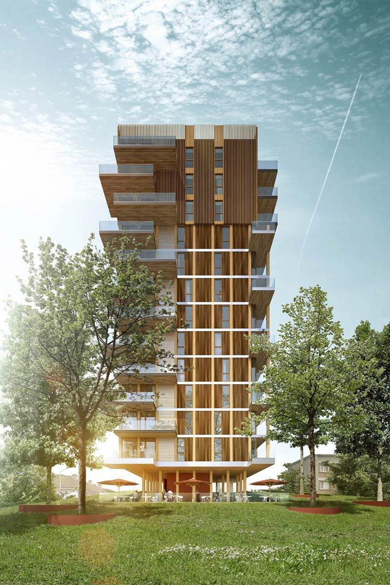 Evénement ADIVBOIS, Maison de l'architecture