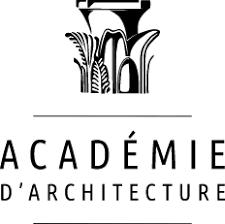 Installation à l'Academie d'Architecture