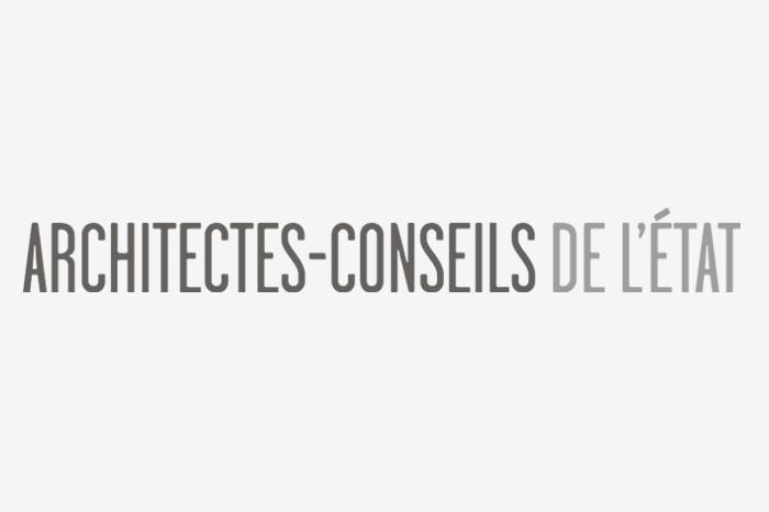 Nomination au poste d'Architecte Conseil de l'Etat